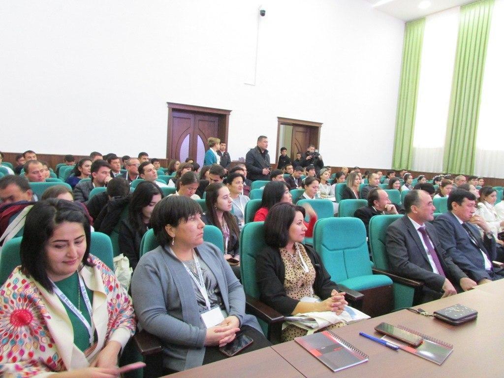 В Самарканде состоялся первый форум гидов