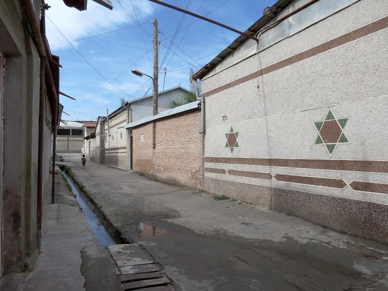 Фонд сохранения культурного и исторического наследия предлагает создать в Самарканде «Восточный квартал»