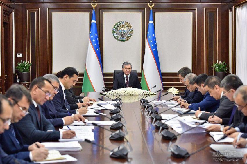 В Ташкенте обсуждены задачи по развитию электроэнергетики в 2020 году