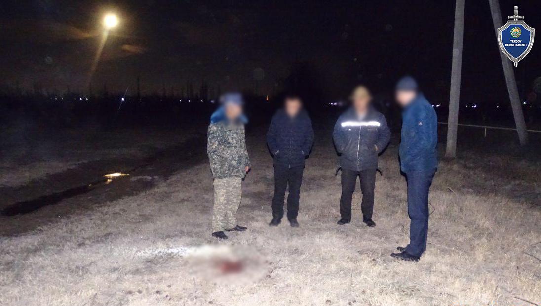 В Ташкентской области мужчина устроил поножовщину