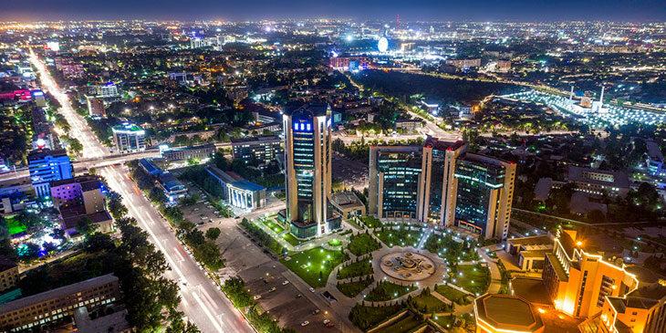 Ташкент вошел в список самых дорогих городов мира