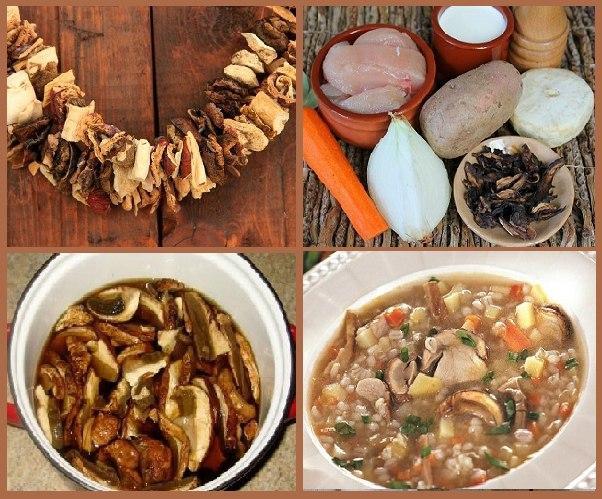 Ароматный и густой, царский, вкусный «Суп грибной»!