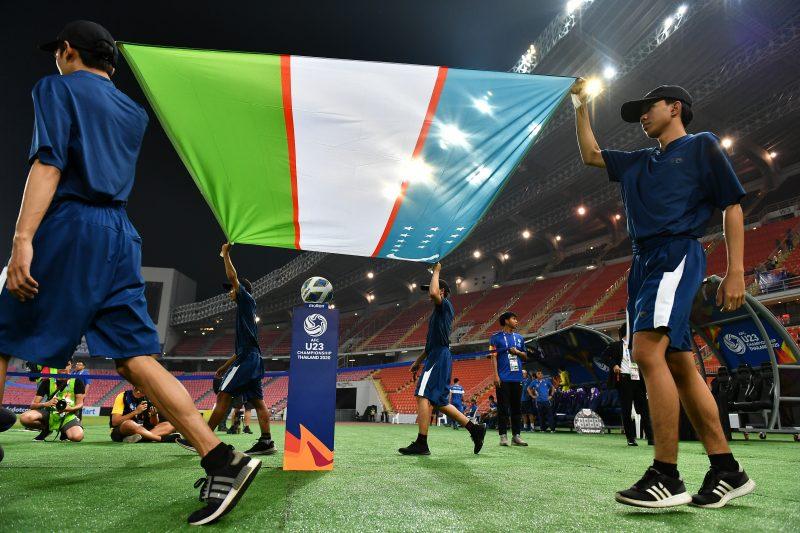 Сегодня Узбекистан сразится с Саудовской Аравией. На кону - лицензия на Токийскую Олимпиаду