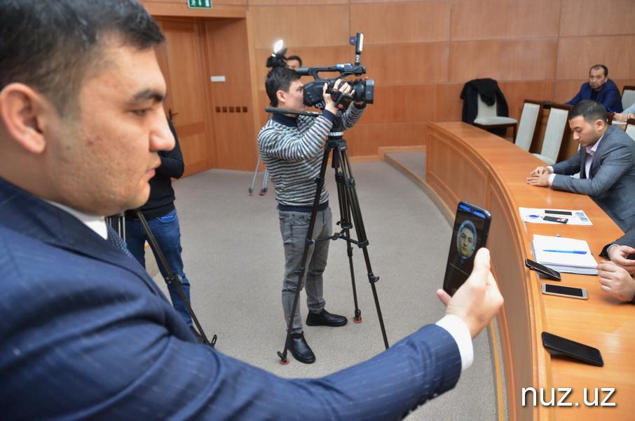 НАПУ показало мобильное приложение и анонсировало запуск Face ID
