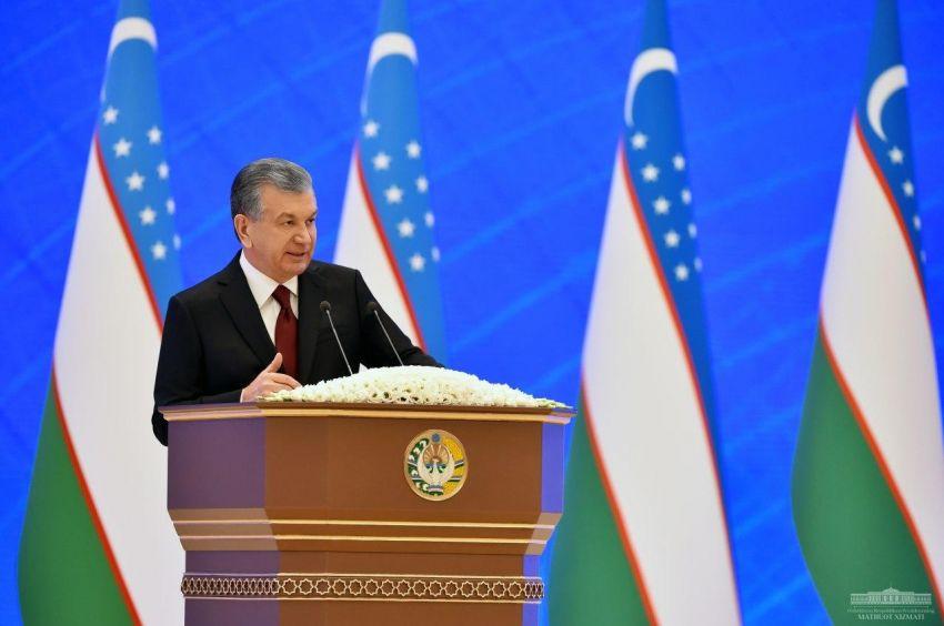 """""""Мы будем исходить из интересов нашего народа"""": Мирзиёев высказался о вступлении Узбекистана в ЕАЭС"""