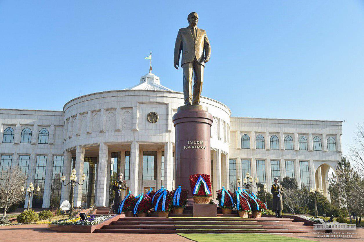 Президент узбекистана в картинках