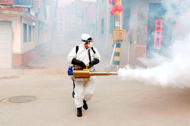 ВОЗ признала вспышку нового коронавируса из Китая чрезвычайной ситуацией международного значения