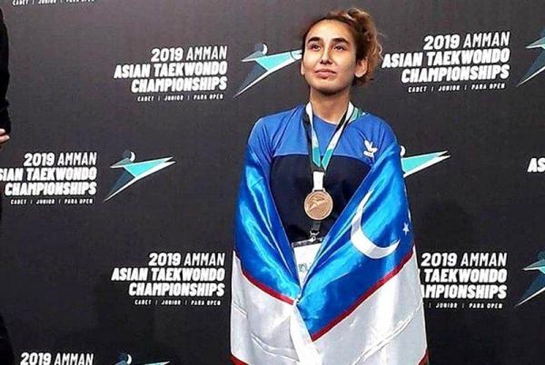 Гулжаной Наимова стала первой в истории Узбекистана спортсменкой, получившей олимпийскую лицензию по пара-таэквондо