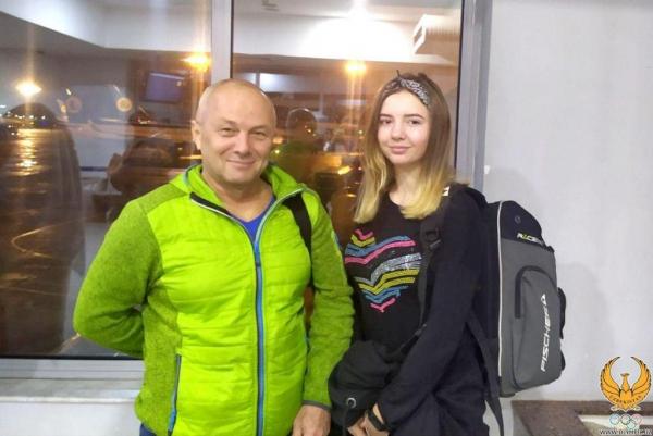 На  зимней юношеской Олимпиаде в Лозанне Узбекистан будет представлять всего одна спортсменка