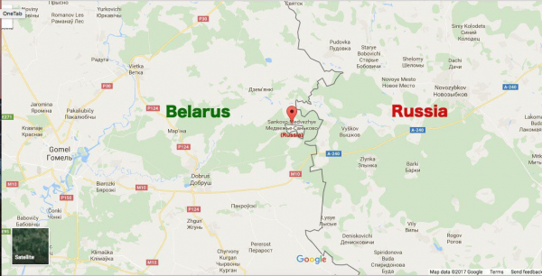 Российский анклав на территории Беларуси, о котором мало кто слышал
