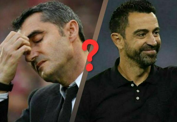 Неужели «Барселона» всё-таки поменяет тренера?