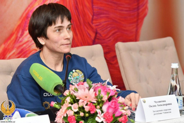 После Олимпиады-2020 Оксана Чусовитина откроет детскую школу гимнастики и устроит на «Хумо Арене» спортивно-театрализованное шоу «Мой путь»