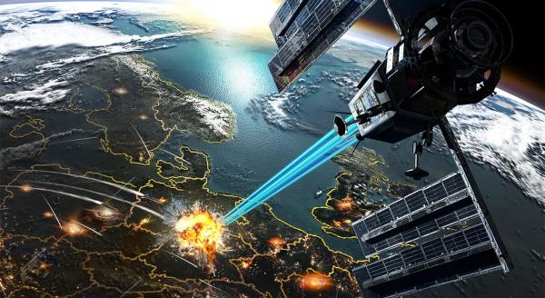 Войны будущего: ополченцы, вооруженные хай-тек оружием, сражаются друг с другом в тлеющих прокси-войнах