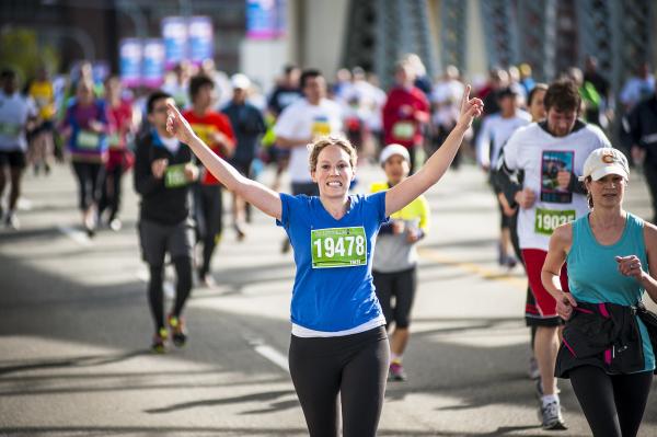 В 2020 году туристы пробегут в Ташкенте марафон