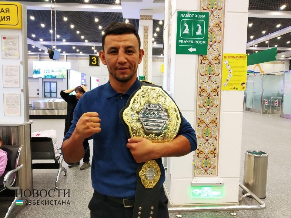 Наимжон Тухтабаев из Узбекистана стал первым чемпионом мира по летвею