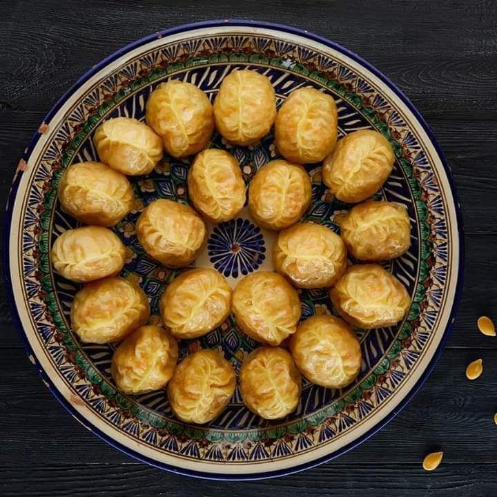 Узбекская кухня, или еще один повод любить Узбекистан