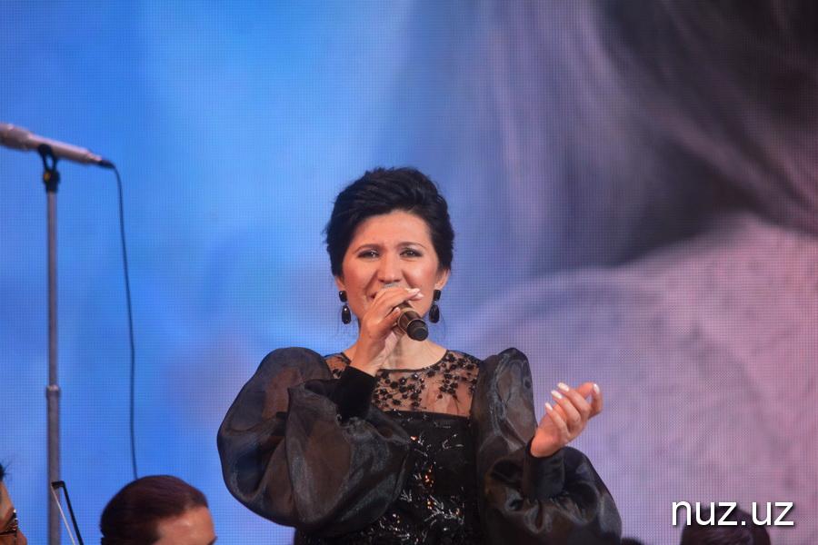 «Чтобы счастливым быть»:  в Ташкенте прошел концерт памяти Анны Герман