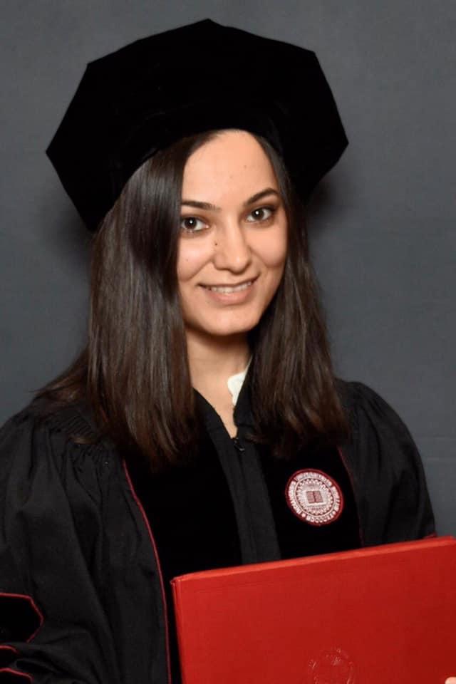 Азиза Шоназарова стала первым узбекским профессором Колумбийского университета