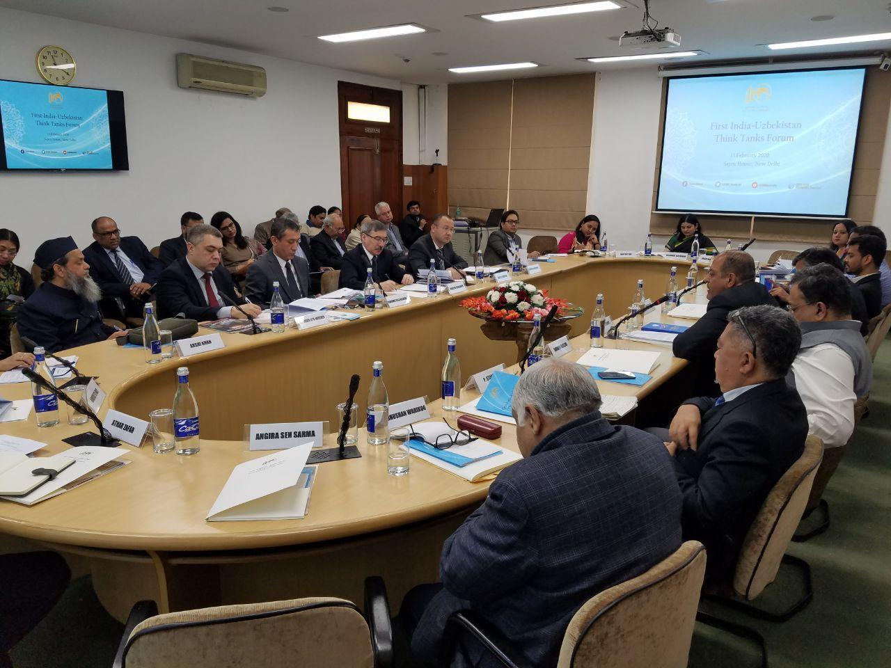 Индия в своей политике в ЦА полагается на поддержку Ташкента