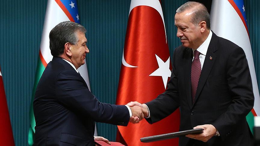 19-20 февраля Шавкат Мирзиёев посетит Турцию