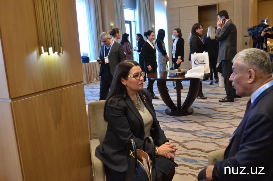 Коронавирус не помешает проведению выставок в Ташкенте