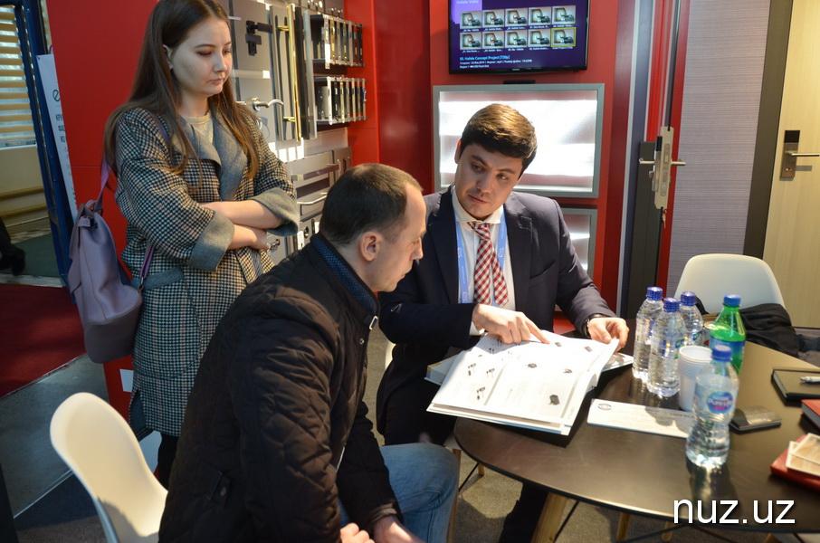 Свято место – пусто не бывает: турецкое «нашествие» на UzBuild 2020