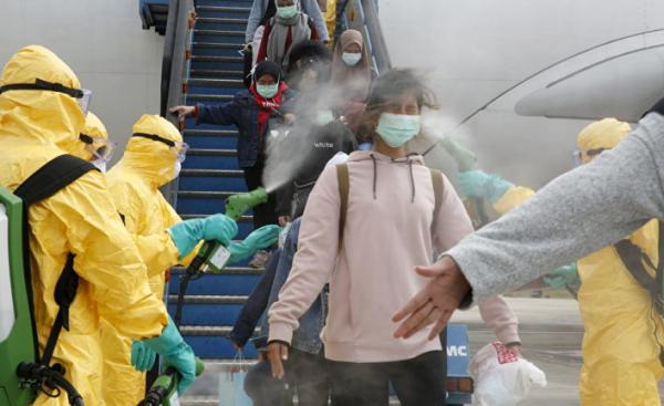 Жэньминь жибао (Китай): боритесь с вирусом, а не с китайцами