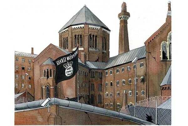 Террористические ячейки: как британские тюрьмы превратились в пансион для экстремистов