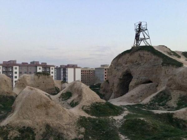 Археологический памятник Шаштепа будет законсервирован