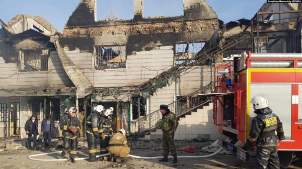 МВД Казахстана назвало причину массовых беспорядков