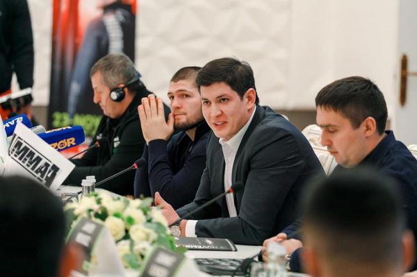 Отабек Умаров возглавил новую Центральноазиатскую конфедерацию ММА