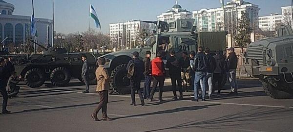 """""""Мы будем строить новый Узбекистан вместе с молодежью!"""" В Ташкенте состоялся большой Молодежный фестиваль"""