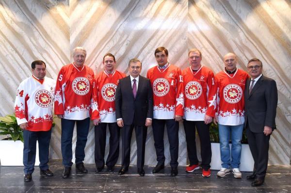 В Ташкенте состоится матч легенд