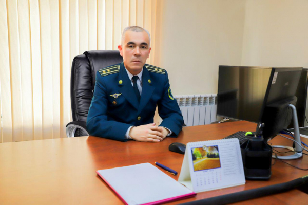 Профилактика инспекторларининг фаолияти билан  боғлиқ эзгу ташаббуслар
