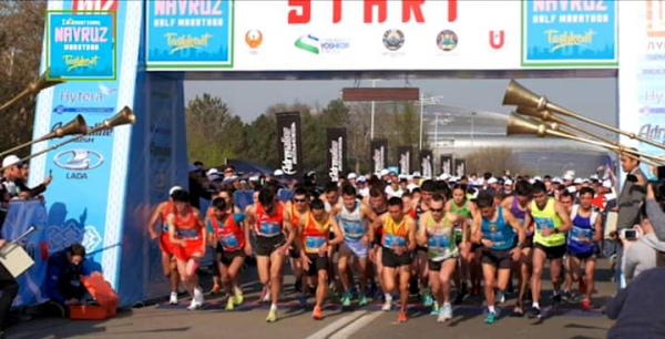 Открыта регистрация на Ташкентский международный марафон «Навруз»