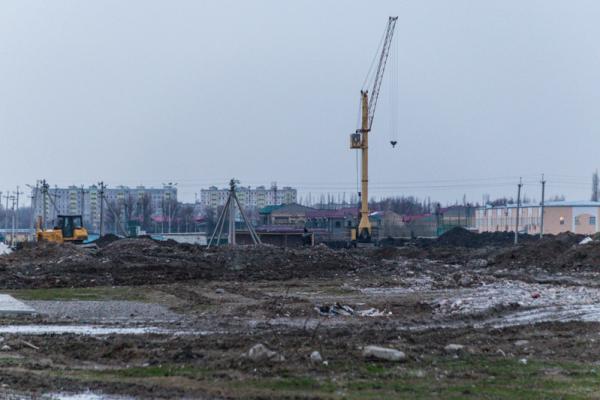 С 1 июля в Ташкенте будет запущена тестовая подсистема «Контроль в строительстве»