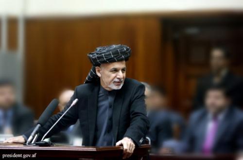 Президентом Афганистана официально объявлен Ашраф Гани. Рашид Достум, готов сформировать параллельное правительство