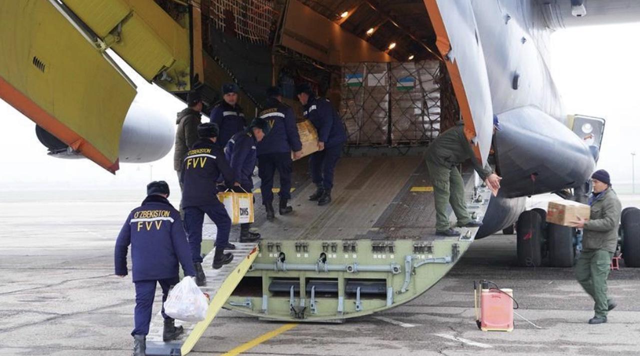 В Иран будет направлена гуманитарная помощь