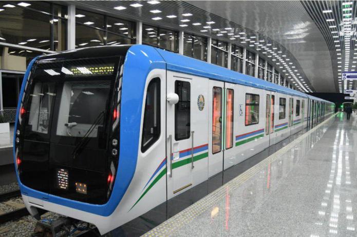 Юнусабадская линия метрополитена вновь временно закрывается