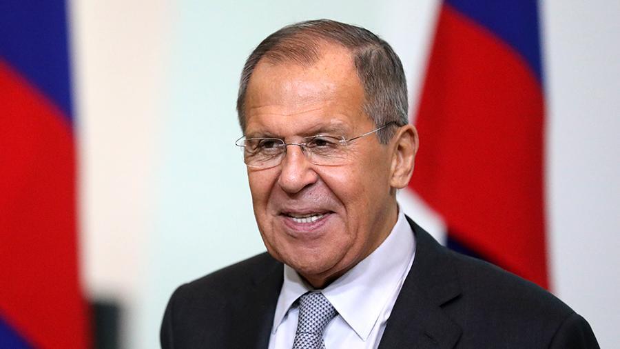 Указом президента Узбекистана Сергей Лавров награжден орденом «Дўстлик»