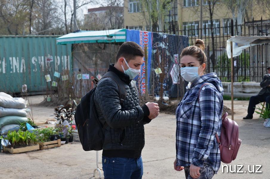 А за окном весна: как Ташкент переживает карантин
