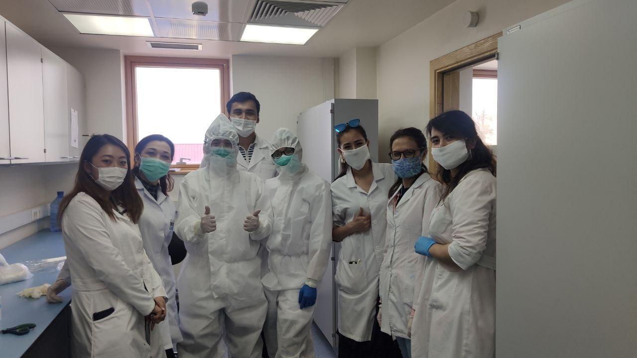Узбекские биотехнологи разработали свою тест-систему для определения коронавируса COVID-19