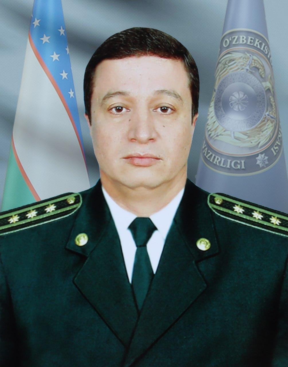 Полковник Саидкарим Нишанбаев назначен новым заместителем министра внутренних дел