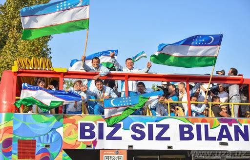 В Узбекистане временно приостановлен процесс подготовки спортсменов к Олимпийским и Паралимпийским играм