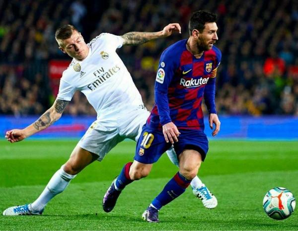 «Реал» - «Барселона». Битва на вершине
