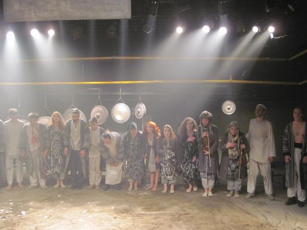 Театр «Ильхом»: абсолютный топ Центральной Азии в коридоре культурного обмена