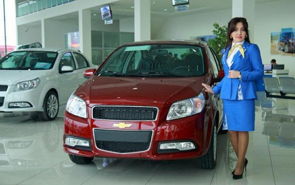 UzAuto Motors развивает новую стратегию продаж