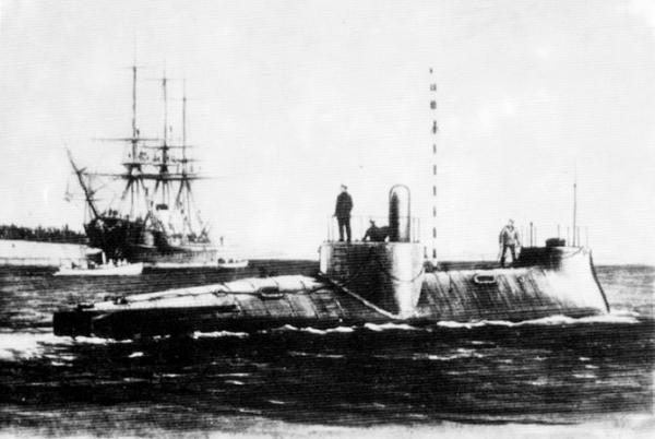 Подводная лодка для генерала Кауфмана. Продолжение