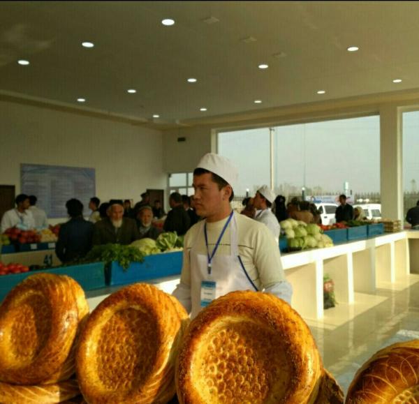 Впервые в Узбекистане стал известен розничный товарооборот дехканских  рынков