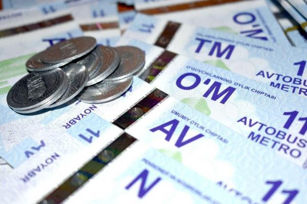 Жителям Ташкента вернут полную стоимость проездных билетов за апрель